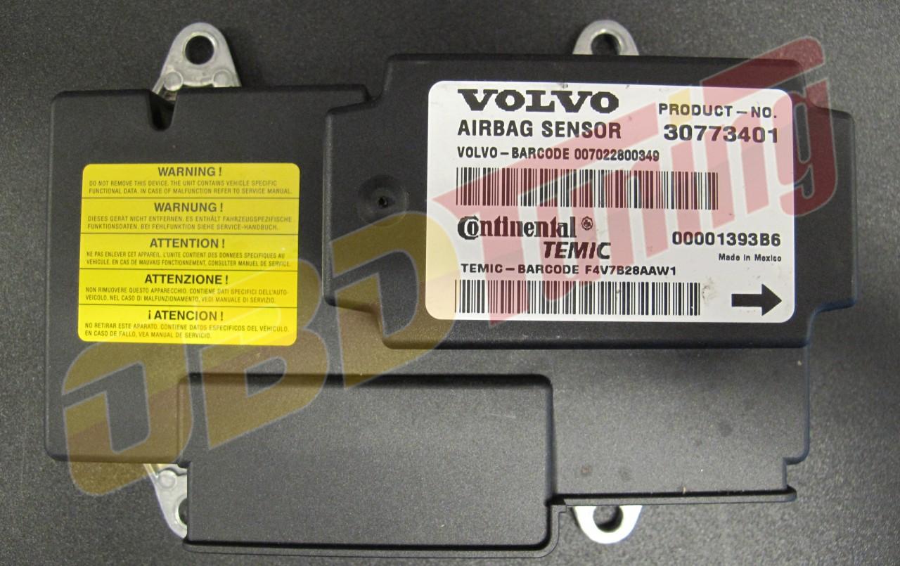Airbag-Styrdon Volvo C30