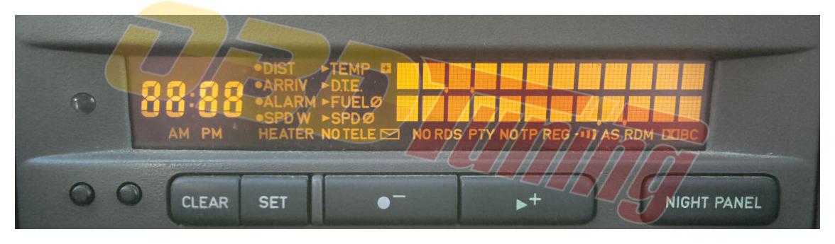 Färddator (SID) Saab 9-3